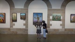 Exposition Arts Naifs et Singuliers à Saint-Junien
