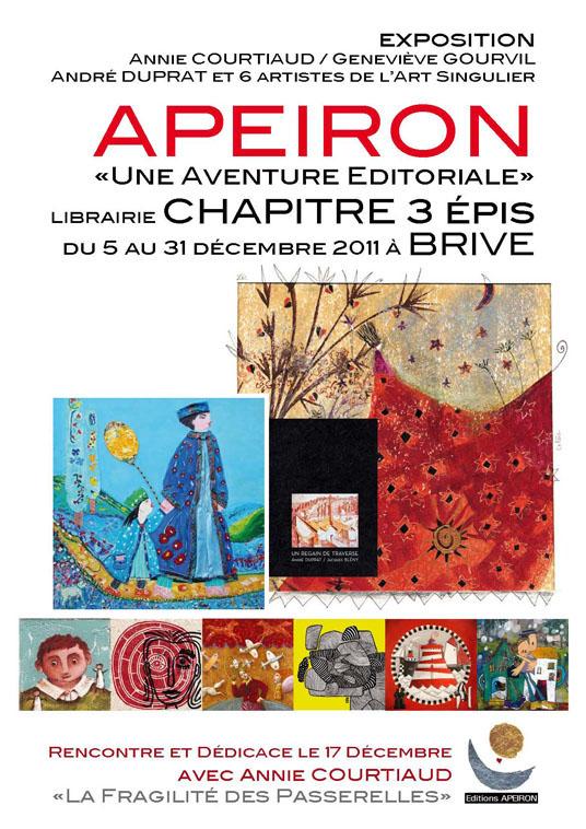 affiche EXPO apeiron2