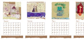 Image livre les-saisons-calendrier-perpetuel